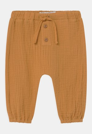 NBMFREDE - Trousers - spruce yellow