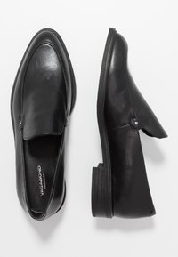 Vagabond - FRANCES - Loafers - black - 5