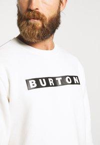 Burton - VAULT CREW - Sweater - stout white - 5