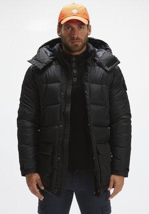 MONTEVIDEO  - Veste d'hiver - black