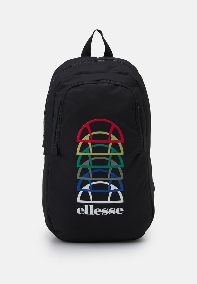 TROMIA BACKPACK UNISEX - Sac à dos - black