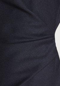 WEEKEND MaxMara - BURGOS - Pouzdrové šaty - night blue - 6