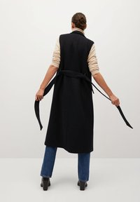 Mango - CARLO-A - Waistcoat - schwarz - 1