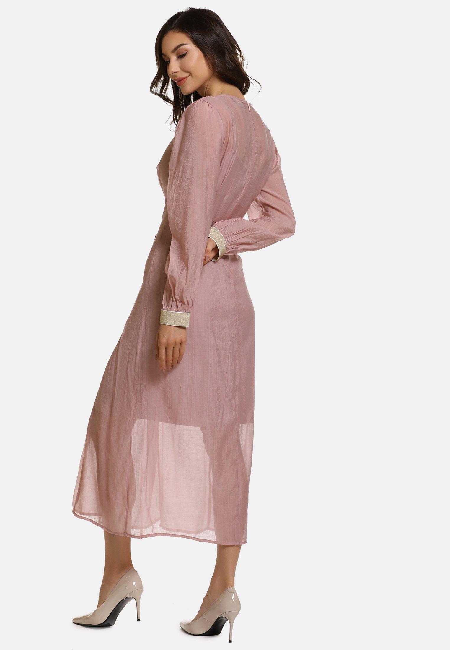 faina Freizeitkleid dark pink/rosa