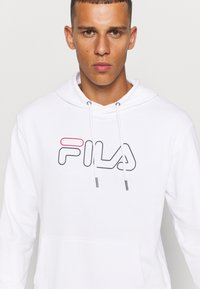 Fila - LABAN - Hoodie - bright white - 4