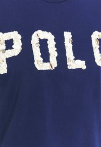 Polo Ralph Lauren - T-shirt con stampa - holiday navy - 6