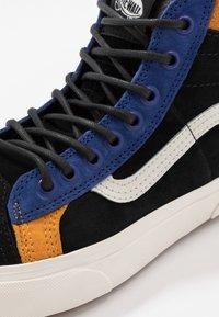 Vans - SK8 46 MTE DX - Sneakers hoog - black/surf the web - 6