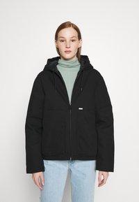 Carhartt WIP - BROOKE JACKET - Light jacket - black - 0