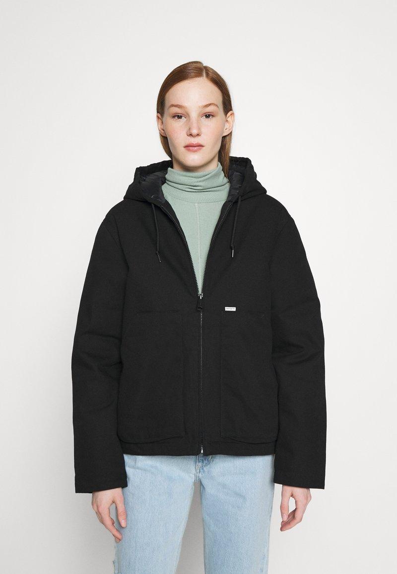 Carhartt WIP - BROOKE JACKET - Light jacket - black
