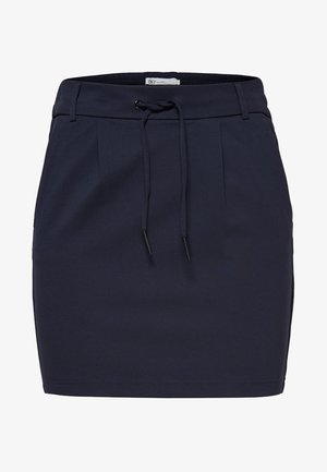 ONLPOPTRASH LIFE EASY  - Mini skirt - dark blue