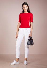 Lauren Ralph Lauren - Basic T-shirt - lipstick red - 1