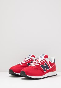 New Balance - Trainers - red/navy - 2