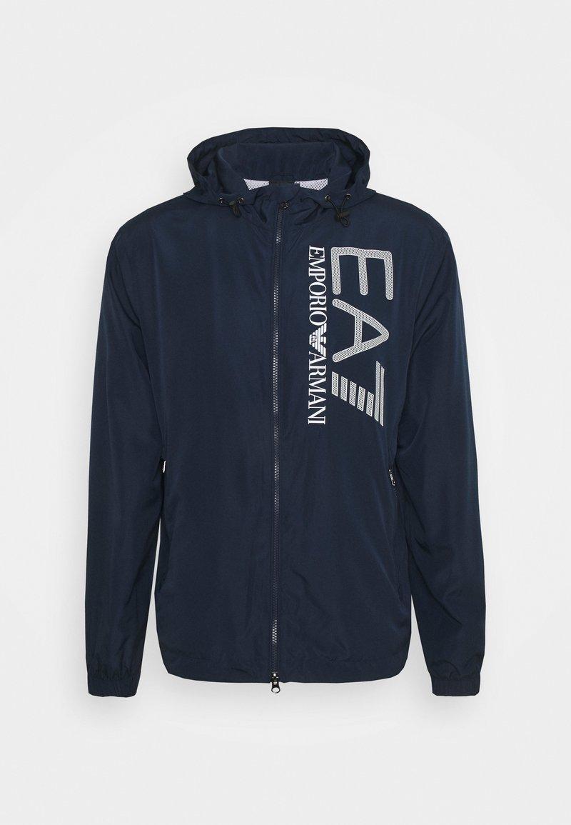 EA7 Emporio Armani - Lehká bunda - dark blue