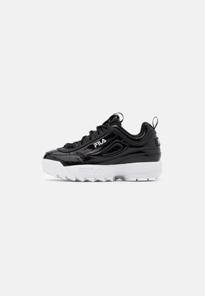 DISRUPTOR KIDS - Sneakersy niskie - black