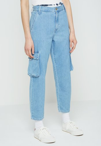 Pantalones cargo - stay cool