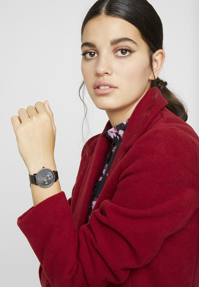 BOSS - INFINITY - Horloge - schwarz