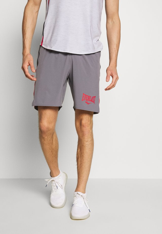 KASHIWA - Sports shorts - heather grey
