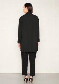 jeeij - Summer jacket - black - 2