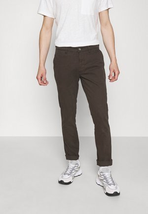 MARCO - Trousers - brown