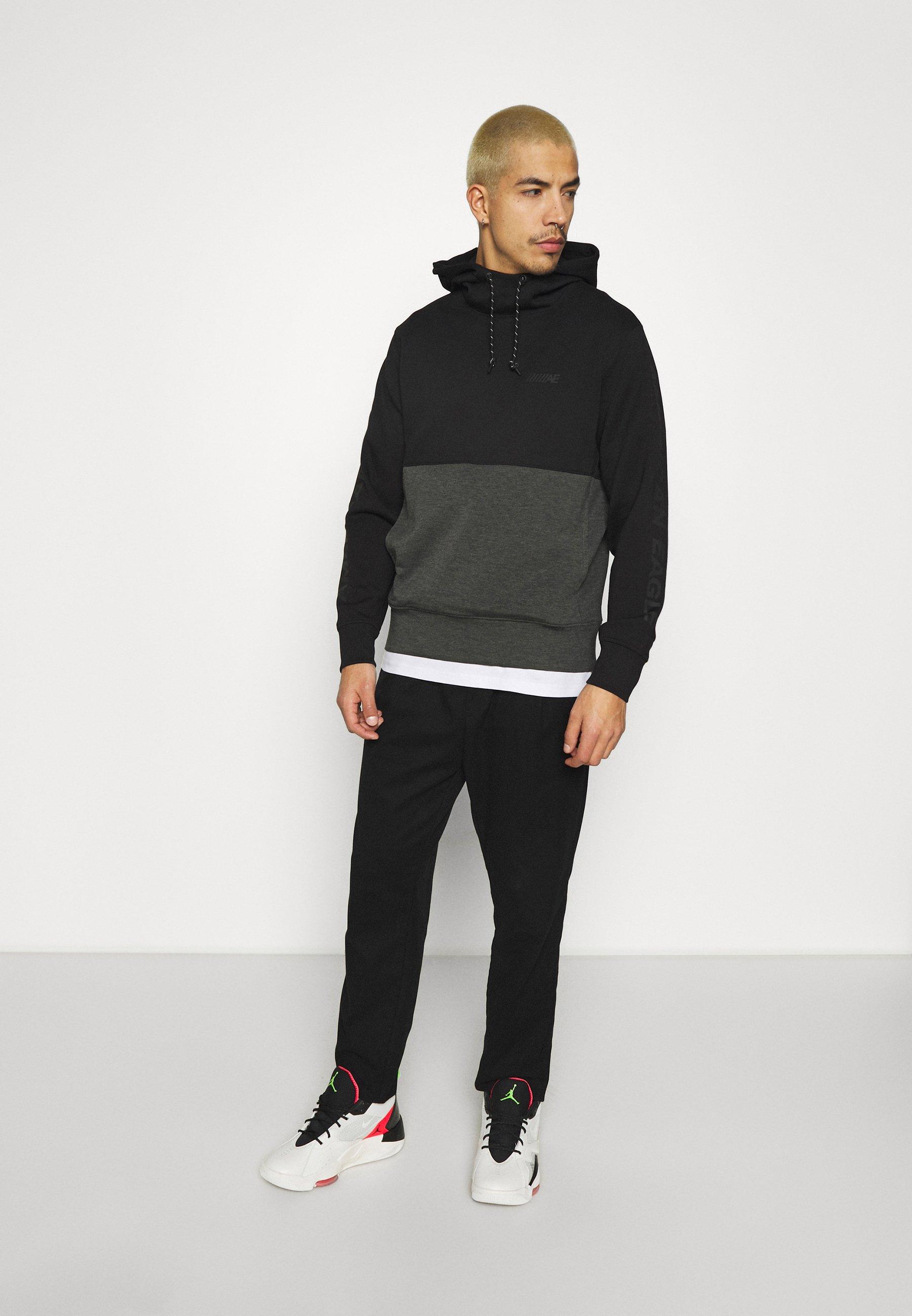 Men COLOR BLOCK PERFORMANCE  - Long sleeved top