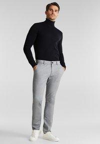 Esprit - Chinos - light grey - 1