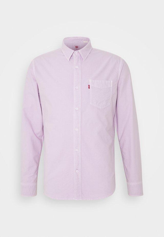 SUNSET POCKET STANDARD - Shirt - lavender frost