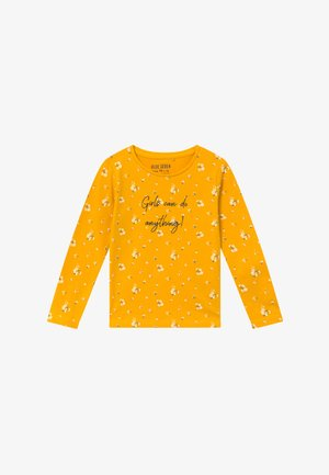 KIDS GIRLS CAN DO ANYTHING FLORAL - Langærmede T-shirts - dotter