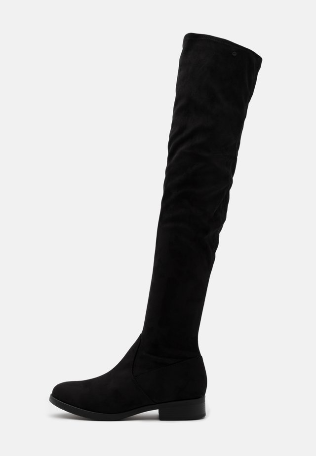 JENNIFE - Over-the-knee boots - black