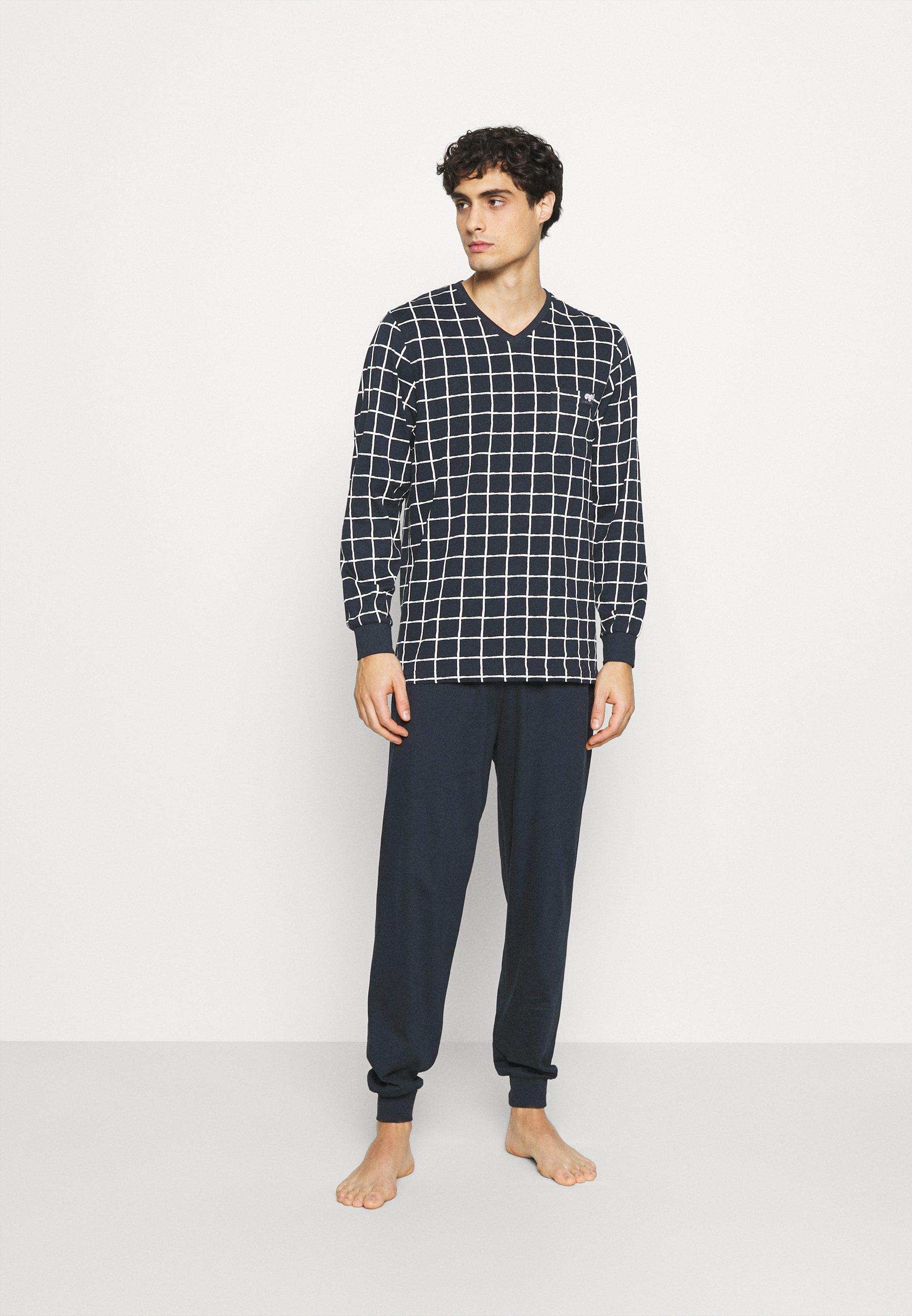 Herren V-NECK SET - Pyjama