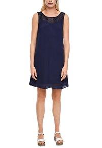 s.Oliver - Day dress - dark blue - 5