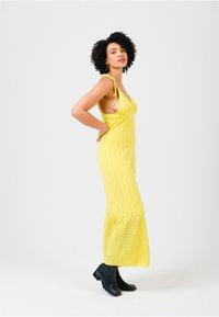 Solai - SUNSHINE - Jumpsuit - yellow - 2