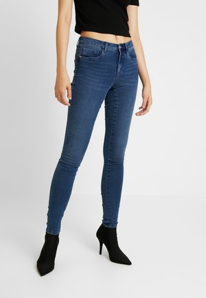 ONLROYAL - Jeansy Skinny Fit - medium blue denim