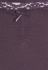 Women Secret - GALLON HIPSTER 3 PACK - Briefs - light pink|/purple - 5