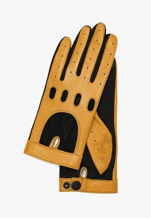 Fingerhandschuh - old gold