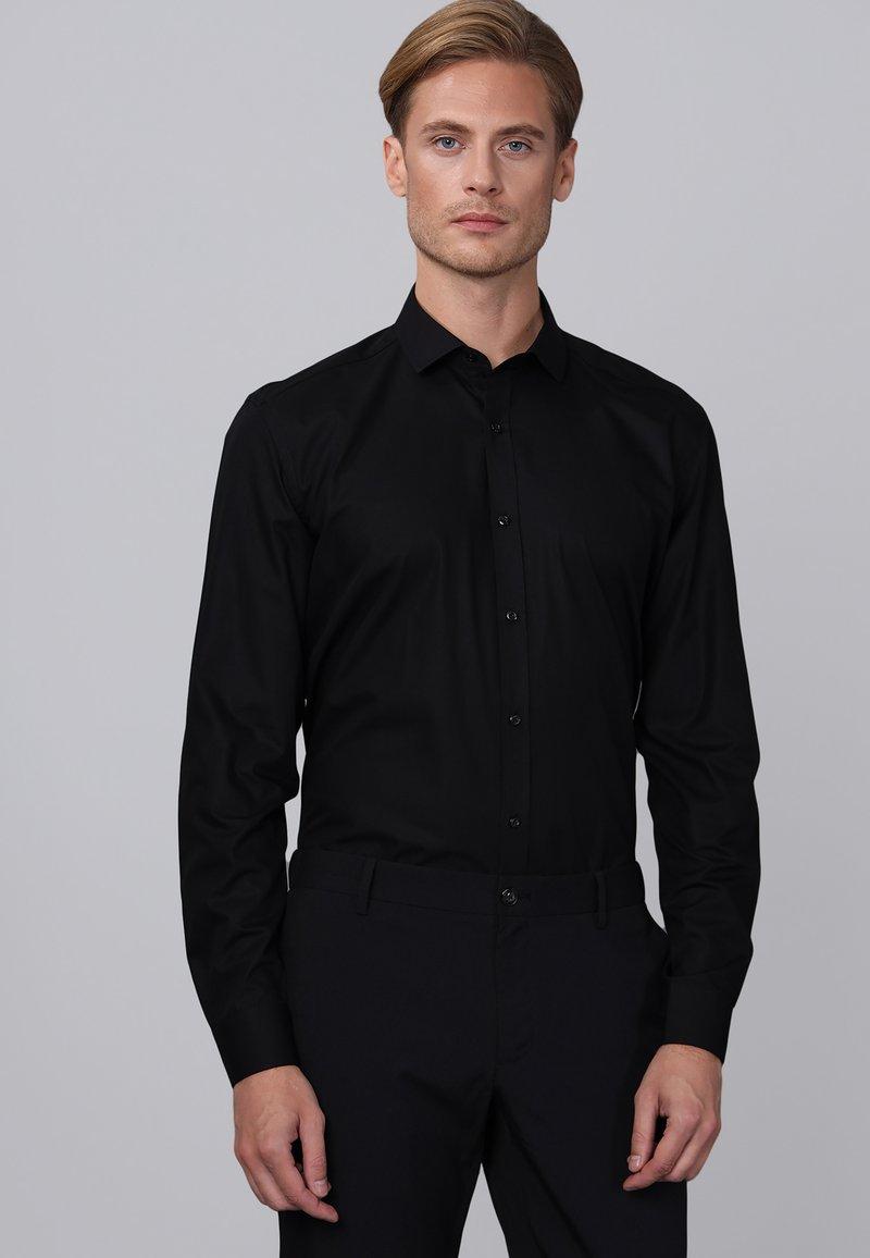 Basics and More - Camicia elegante - black