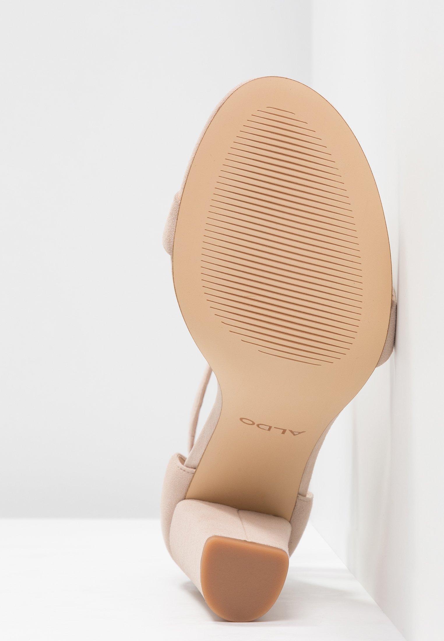 ALDO JERAYCLYA High Heel Sandalette bone/nude