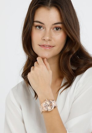 LADIES SPORT - Uhr - rose gold-coloured