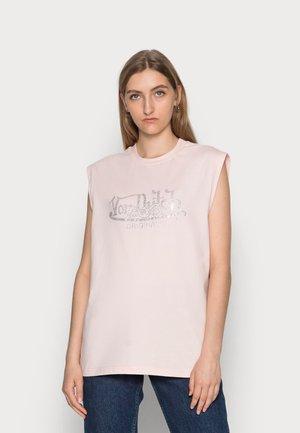 HAVEN STRASS - T-shirt print - pink