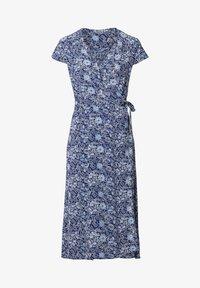 Indiska - EDIT - Denní šaty - blue - 3