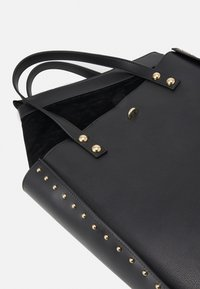 Trussardi - DAFNE SHOPPING SET - Shopping bag - black - 5