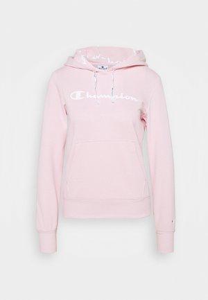 HOODED - Felpa con cappuccio - pink