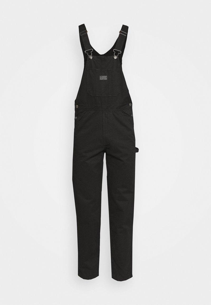 Kaotiko - Jeans straight leg - black