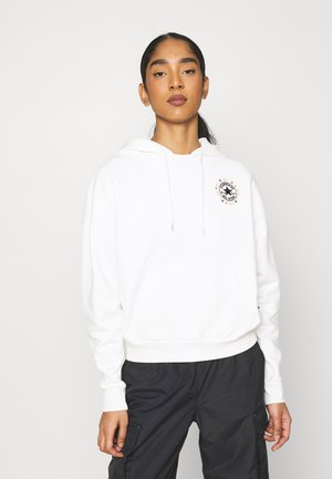 CHUCK WOMENS WANDER HOODIE - Sweatshirt - egret