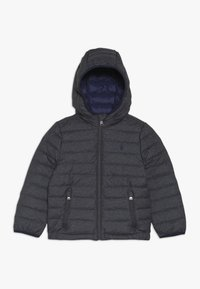 Polo Ralph Lauren - OUTERWEAR JACKET - Down jacket - mechanic grey - 0