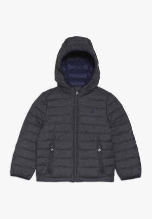 OUTERWEAR JACKET - Down jacket - mechanic grey