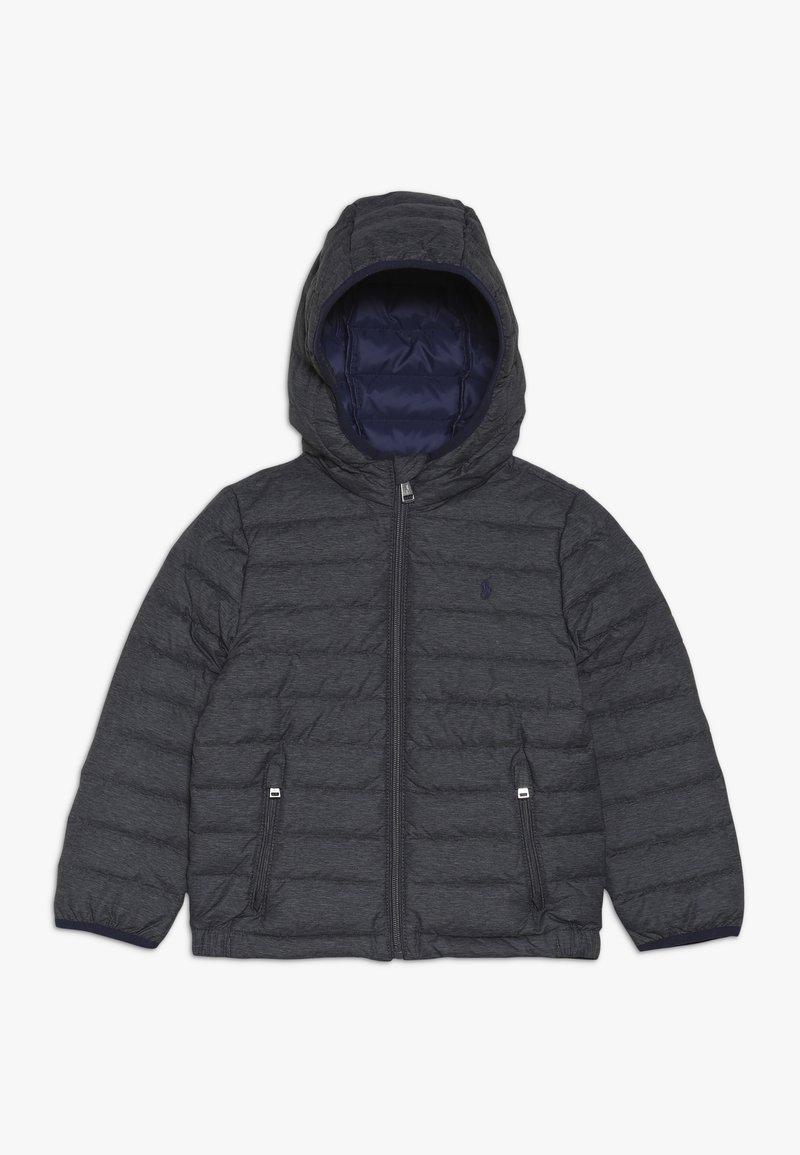 Polo Ralph Lauren - OUTERWEAR JACKET - Down jacket - mechanic grey