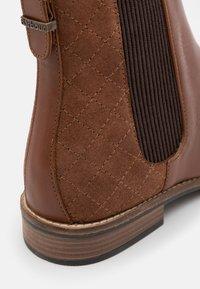 Barbour - BADMINTON - Classic ankle boots - tan - 6