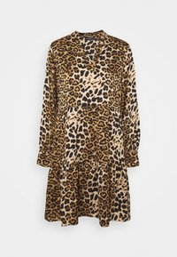 Selected Femme - SLFAURA  - Day dress - tigers eye - 0