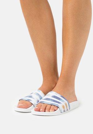 ADILETTE  - Slip-ins - white