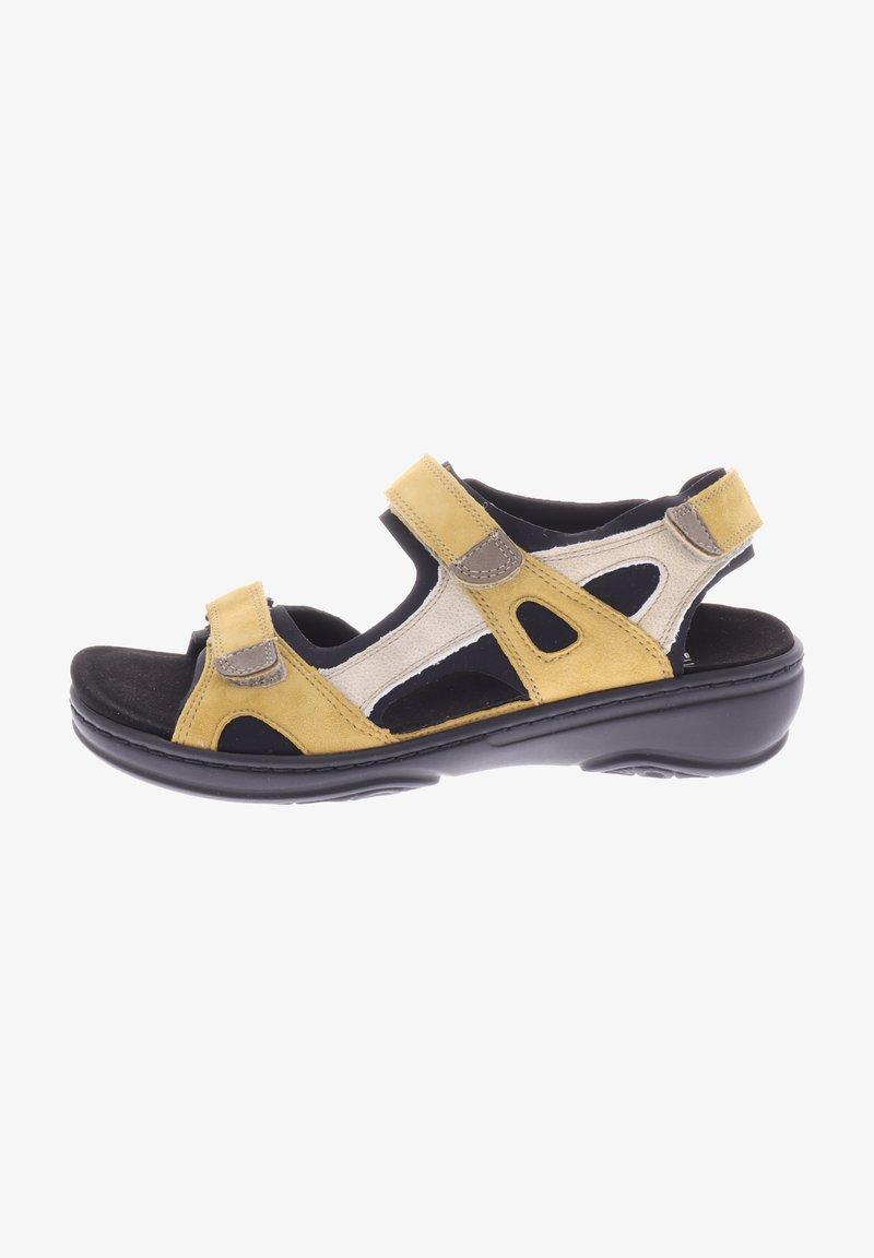 Fidelio - GINI - Walking sandals - curry